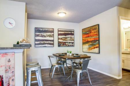 Spacious Dining Room | 1 Bedroom Apartments Nashville TN | Bellevue West 1