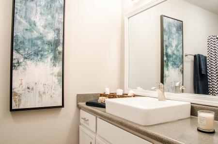 Spacious Bathroom | Nashville TN Apartments | Bellevue West 1